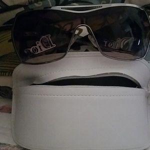 DIOR GAUCHO 2 Sunglasses NIB HTF Rare